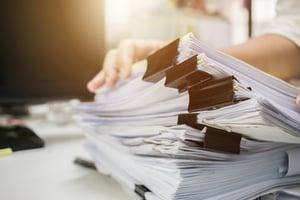 Organizing file